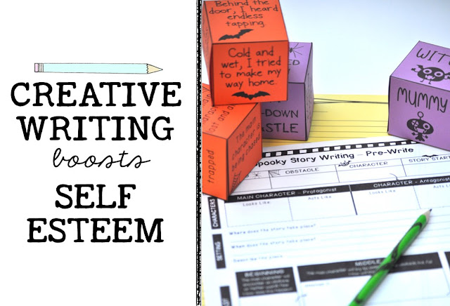 Free creative writing lessons plans for middle schoolers!
