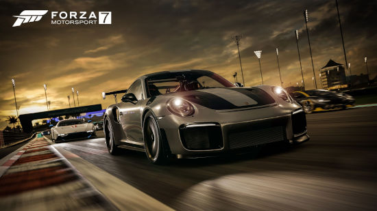 Forza Motorsport 7 - Porsche 911 GT2 RS - Quad HD 1440p