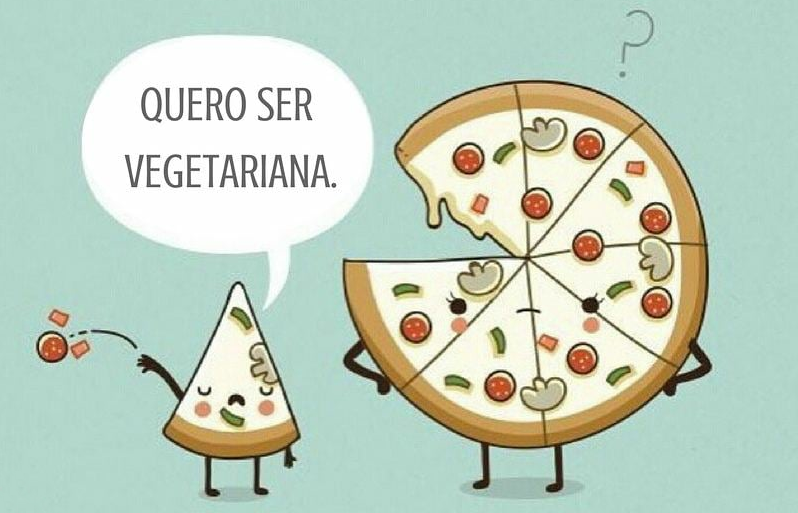 As perguntas mais chatas | Ser vegetariano