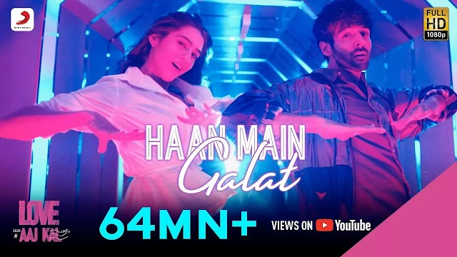 Haan Main Galat Lyrics | Love Aaj Kal | sound7lyrics