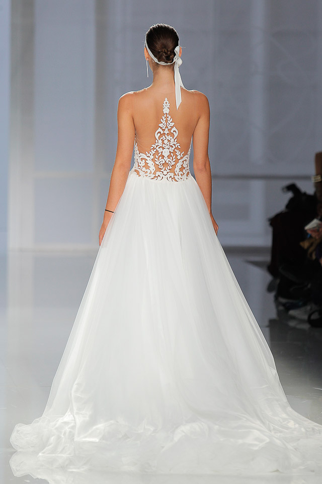 rosa clara vestido novia boda blog 2018 a todo confetti bridal dress