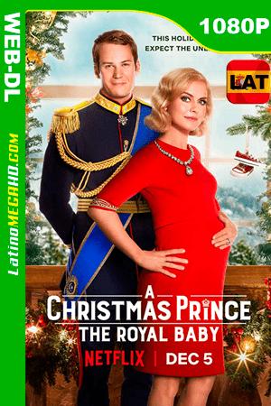 Un príncipe de Navidad: Bebé real (2019) Latino HD WEB-DL 1080P ()