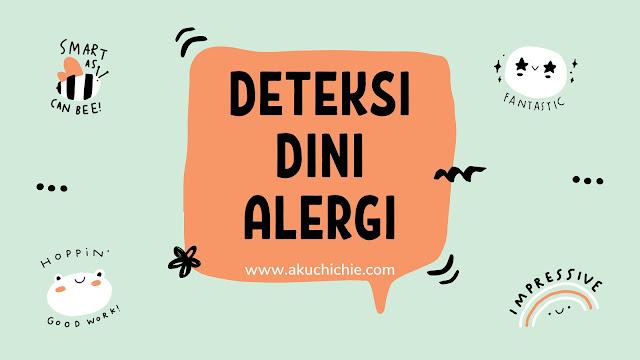 deteksi alergi anak sejak dini
