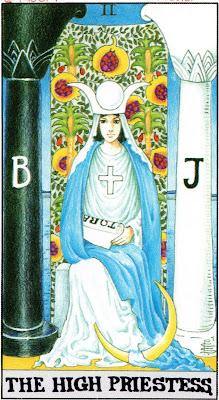 The High Priestess Tarot Card Meaning- Major Arcana