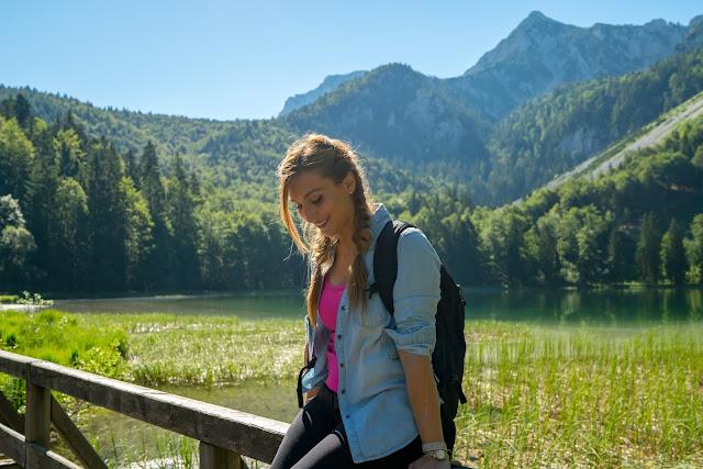 Almwanderung Inzell | Bergwald- Erlebnispfad - Frillensee - Steineralm 08