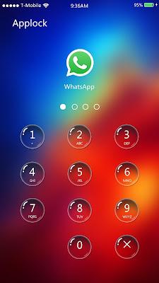 تطبيق القفل applock لحماية هاتفك من المتطفلين