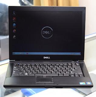 Jual Laptop DELL Latitude E6410 Core i5 di Malang