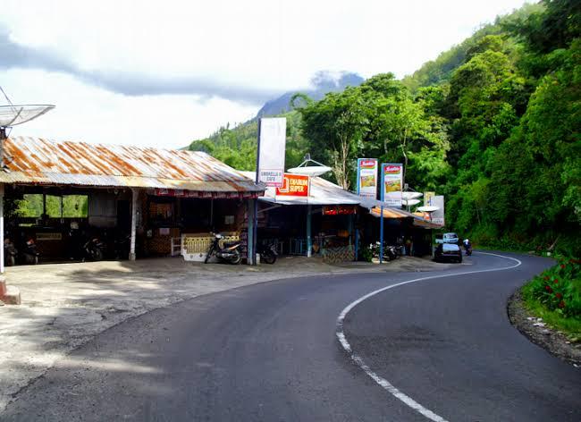 rute ke paralayang batu malang