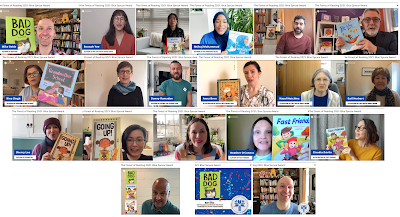 2021 Forest of Reading® Winners and Honour Books announced