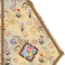 Flower Print Suit Kurti Design - Skirt Front 2716