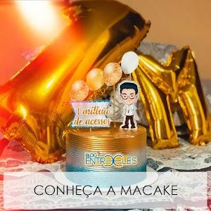 GASTRONOMIA | Conheça a Macake Confeitaria.