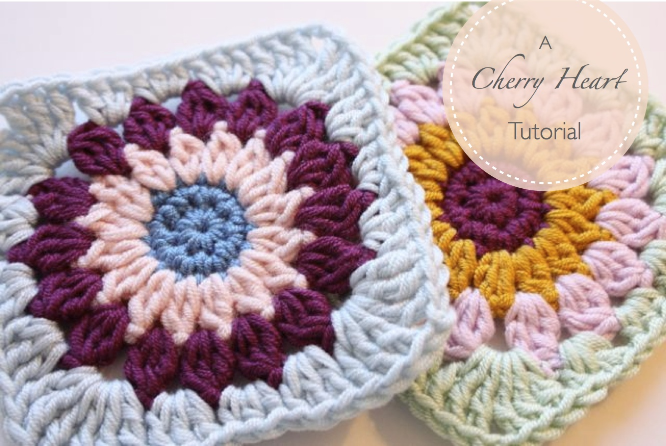 Mes Favoris Tricot Crochet Tuto Crochet Rosie Posie