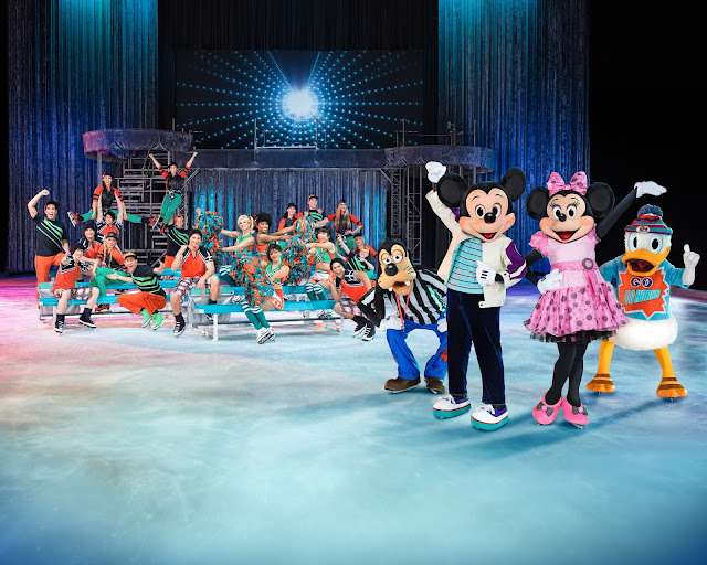 Disney on Ice presents Follow Your Heart | Mickey, Minnie, and Inside Out