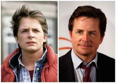 Michael J. Fox (Marty McFly)
