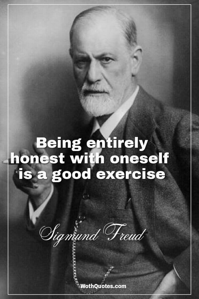 Quotes by Sigmund Freud