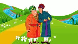 Akbar Birbal Ret aur Chini ki Kahani