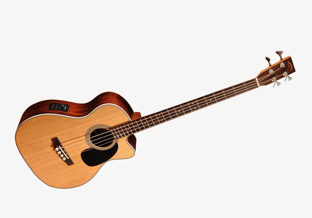 learn guitar online solid natural acoustic bass guitar. Black Bedroom Furniture Sets. Home Design Ideas