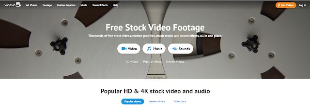 10+ Website Penyedia Video Footage Bebas Hak Cipta 1