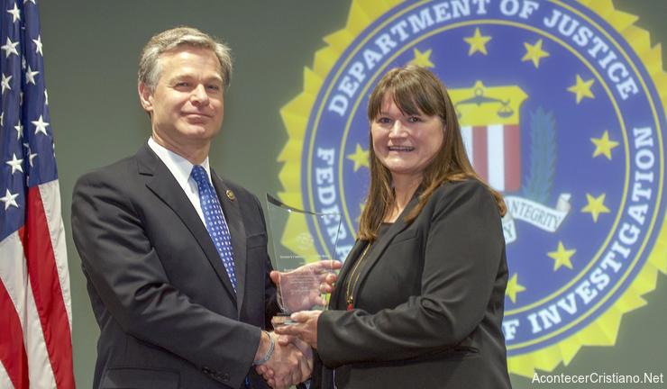 FBI premia organización cristiana
