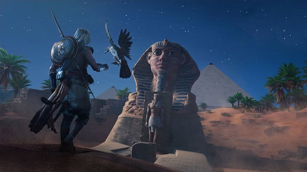Spesifikasi game Assassins Creed Origins