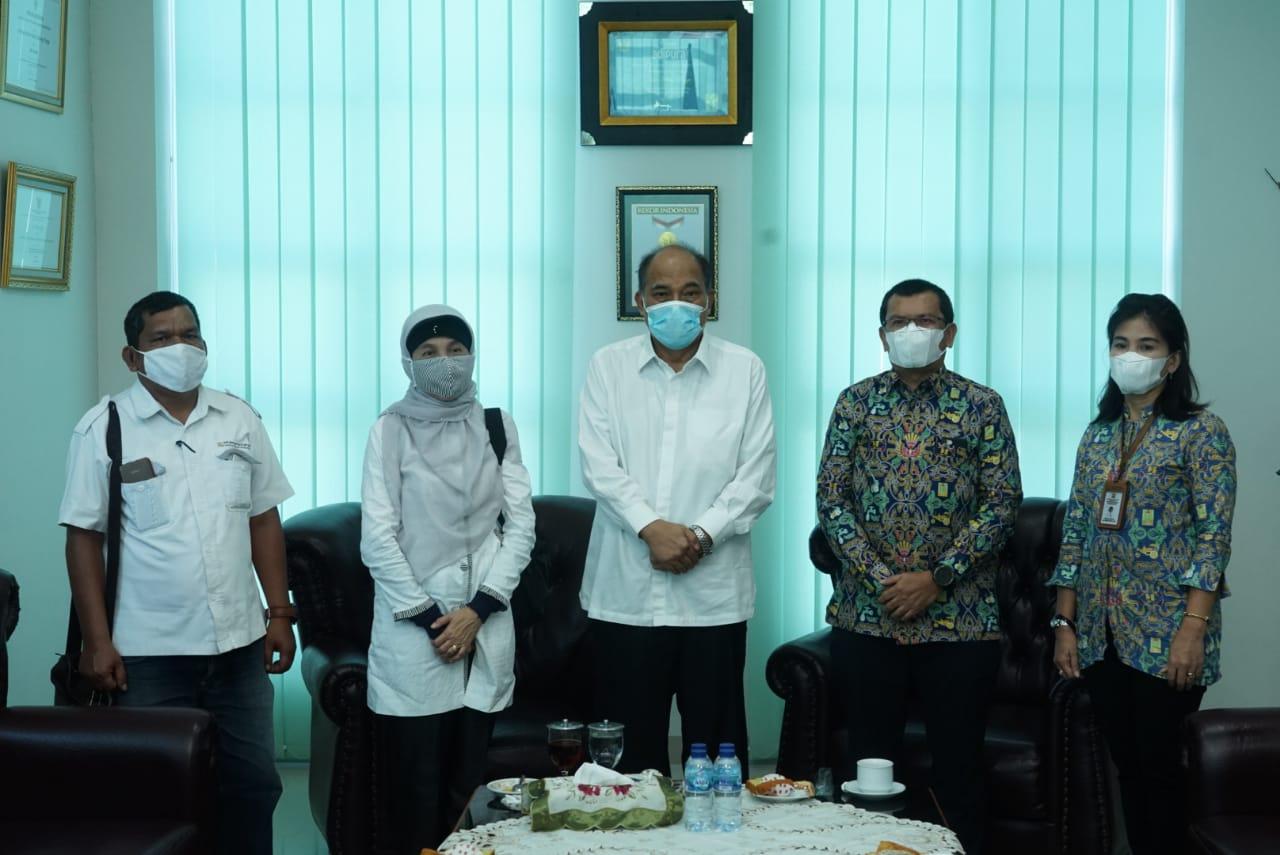 Pemko Tebingtinggi Mendapat Bantuan Pembangunan IPLT Dari Kementerian PUPR