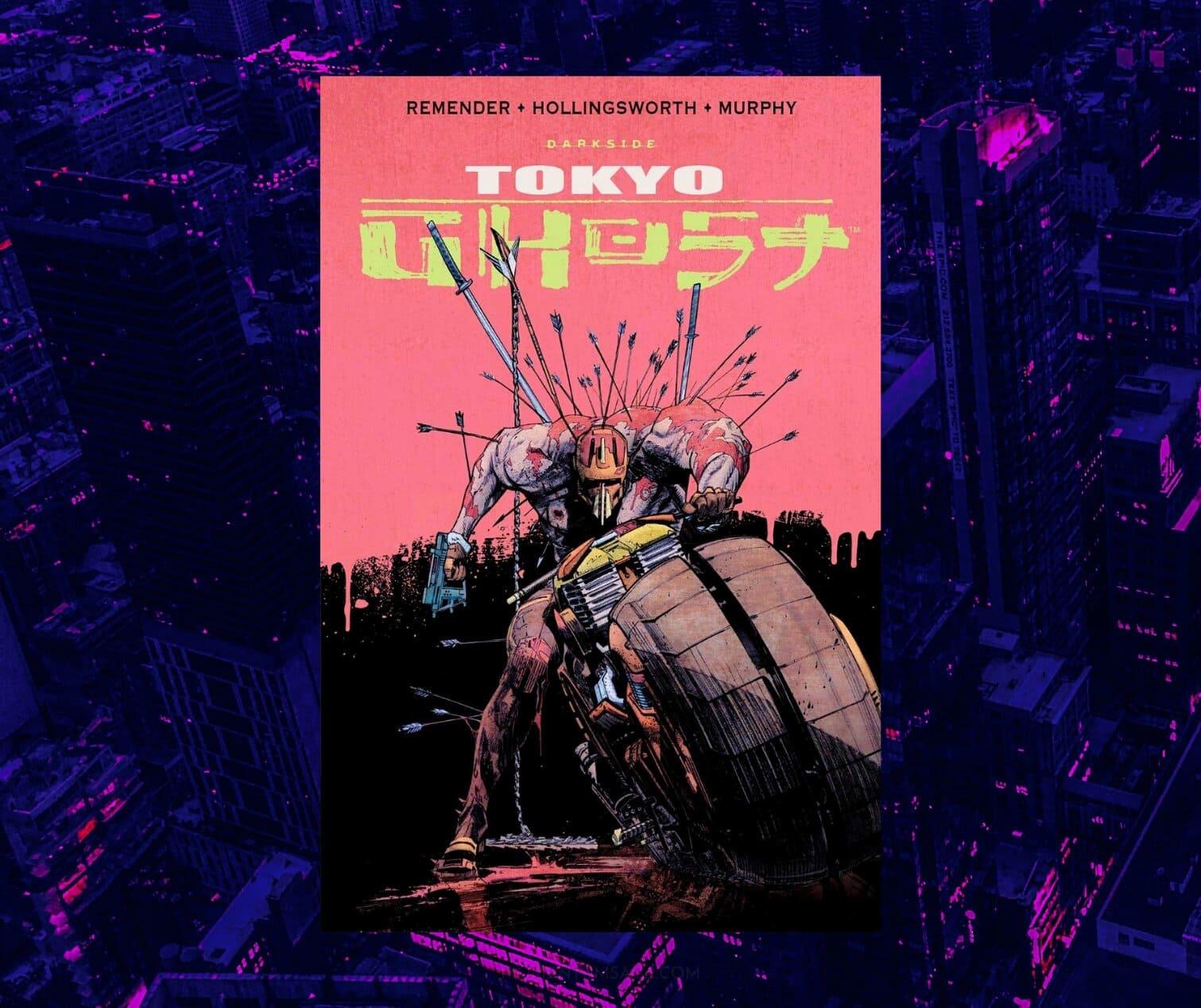 Resenha: Tokyo Ghost, de Rick Remender, Sean Murphy e Matt Hollingsworth