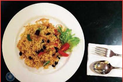 Resep Nasi Kebuli Ala Hotel Prama Grand Preanger