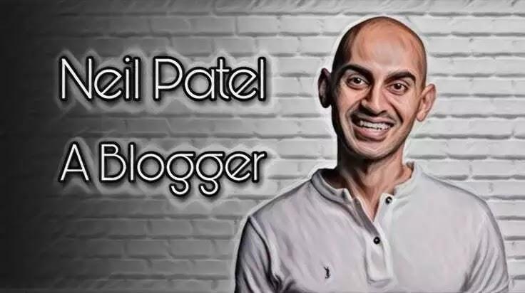 Neil,Patel,blogger