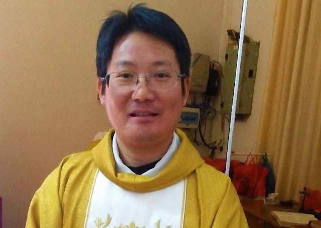 O Pe Liu Maochun passou 17 dias preso sob tortura
