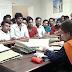 ई-मित्र संचालकों ने उपखंड अधिकारी को ज्ञापन सौंपा