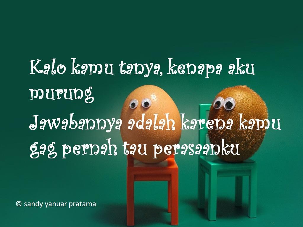 gambar kata kata galau  Gudang