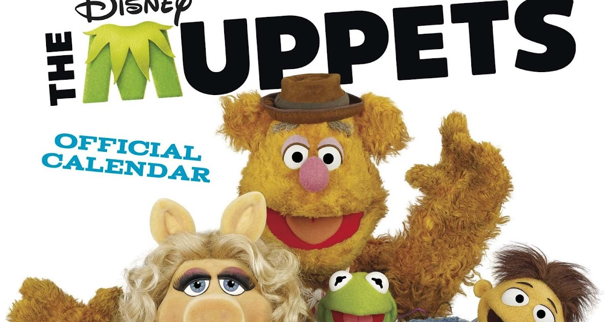 Muppet Stuff: Muppets 2016 Calendar by Danilo!