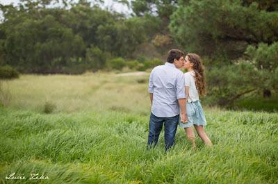 Engagement Shoot in Centennial Parklands - Lucie Zeka - Kristy and Jesse