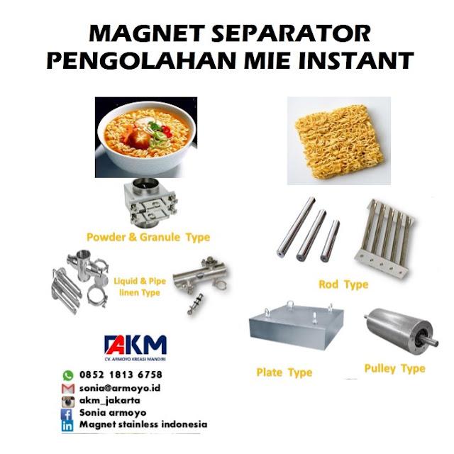 MAGNET SEPARATOR MIE