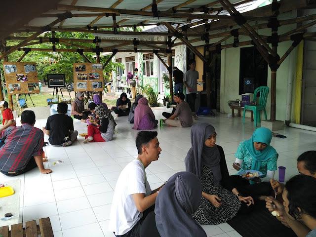 Jambore Relawan Sekolah Raya 2015