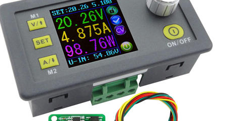 DPS5005 power supply, remote control using python serial port modbus
