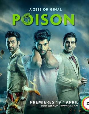 Poison S01 Hindi Complete 720p HDRip x264 1.5GB