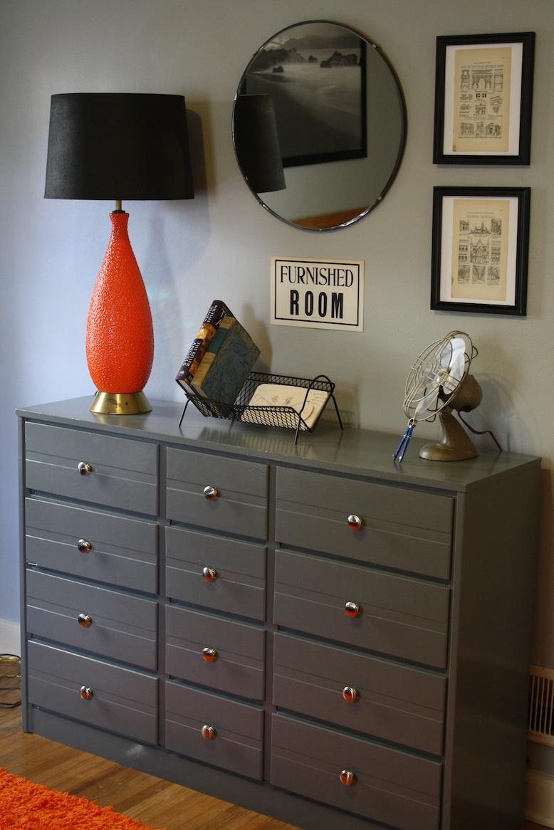 On the Doorstep: Renovating a Teen Boy's Bedroom, Groovy ... on Teenage Grey Small Bedroom Ideas  id=19542