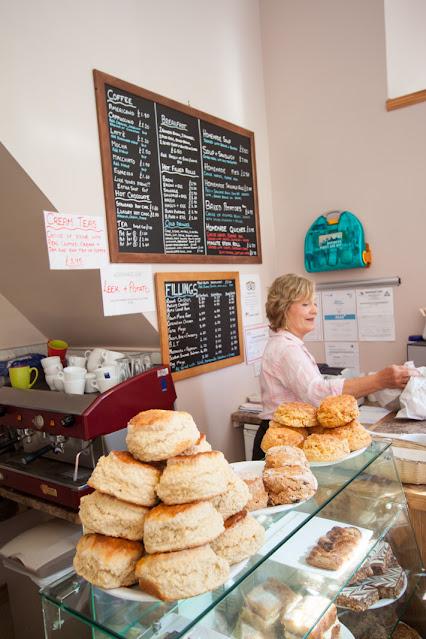 Ballater-bakery