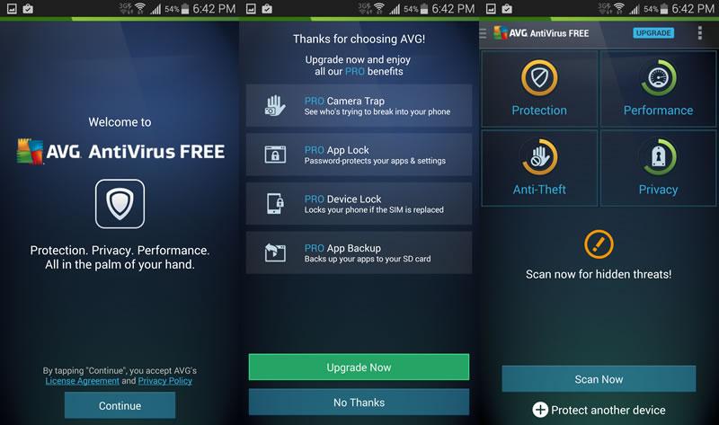Mejor antivirus para celular La mejor aplicación antivirus para android