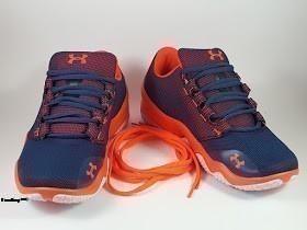 Under Armour Speedform Phenom Trainer Orange navy Premium, toko sepatu basket , jual sepatu basket, basket under armour, UA Speedform, speedform phenom traine low