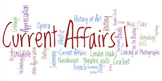 Top Current Affairs For 21 August 2019