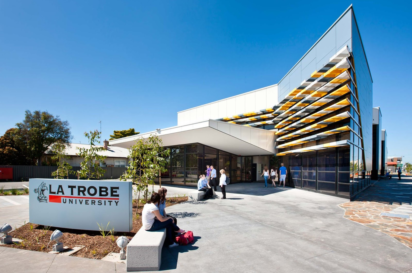 La Trobe University, Melbourne Campus