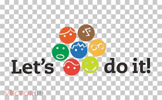 Logo Let's do it! - Download Vector File PNG (Portable Network Graphics)