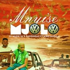 BAIXAR MP3   DJ Muzik SA & Gawdingaz - Mnyise Mjolo (feat. King Madala)   2020