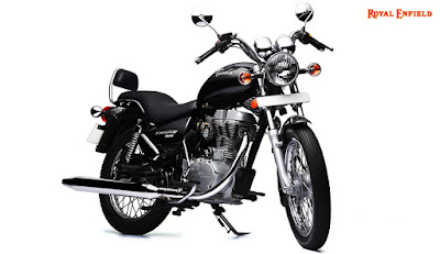 Royal Enfield Thunderbird 350 front view Hd Pictures
