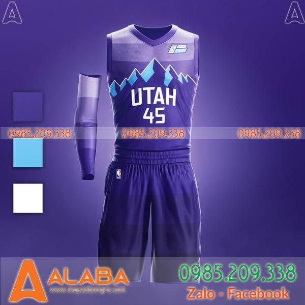 Áo bóng rổ tự thiết kế theo yêu cầu độc đáo
