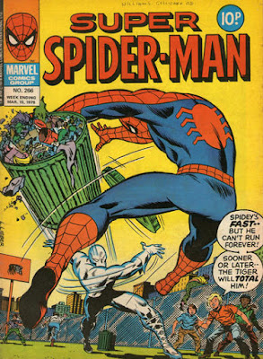 Super Spider-Man #266, White Tiger