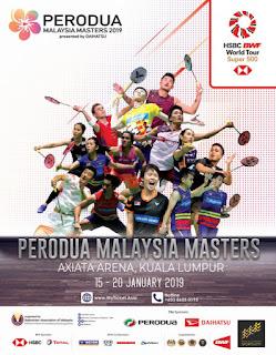 Malaysia Master 2019