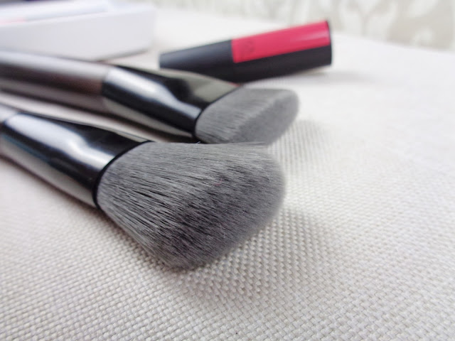New make-up products and tools from The Body Shop